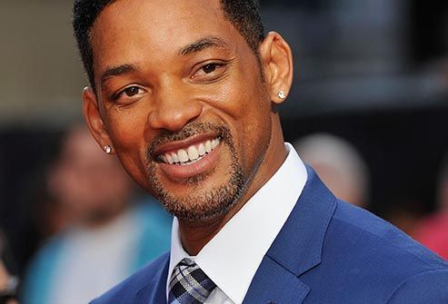 will smith I 10 sorrisi più belli del cinema