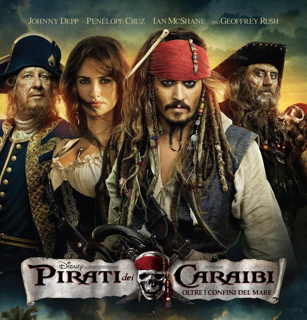 Perché i nomi nelle locandine non corrispondono alla foto? - Pirati dei Caraibi