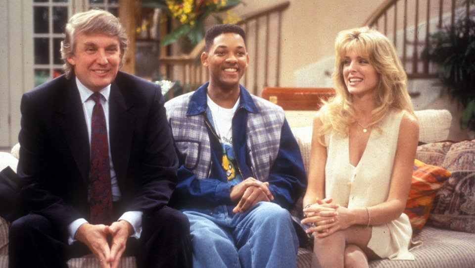 i film con Donald Trump - Il principe di Bel Air