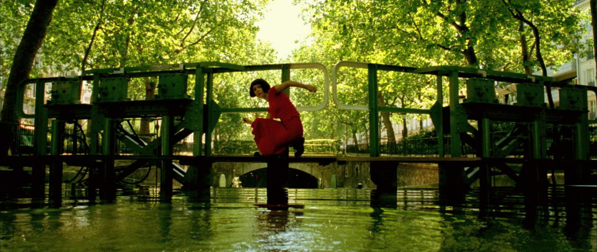 5 film ambientati a parigi - Amelie
