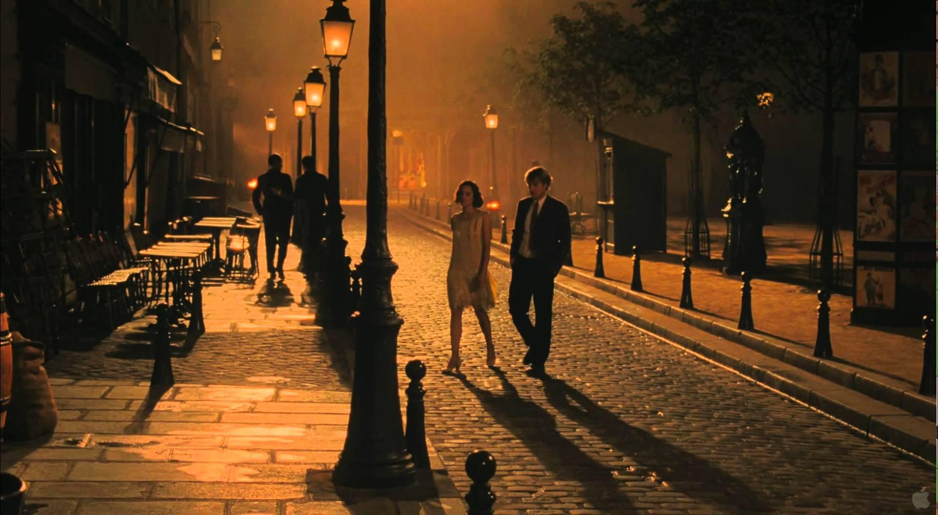 midnight in paris - film a parigi
