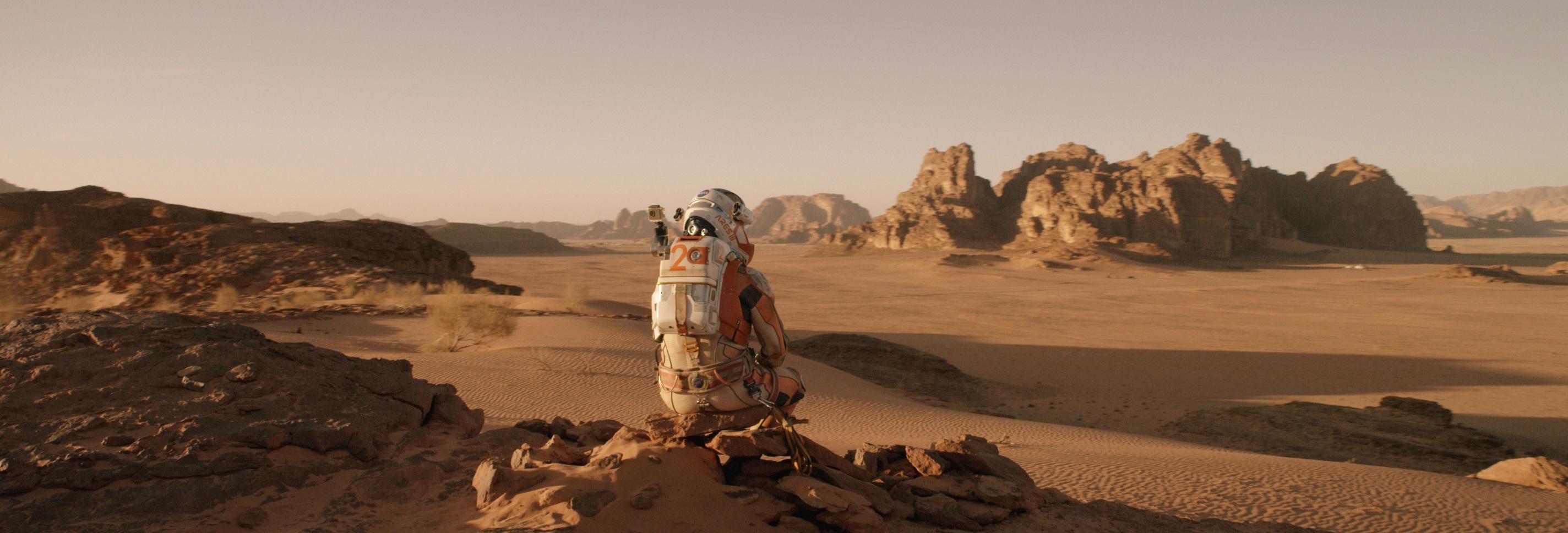 The Martian - film 2015 - i film migliori del 2015 da vedere assolutamente