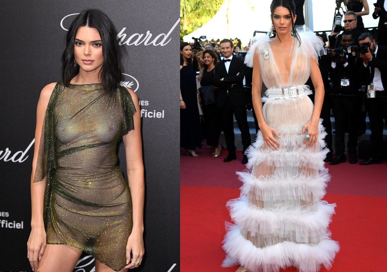 I peggiori vestiti del festival di Cannes 2018 - kendall jenner