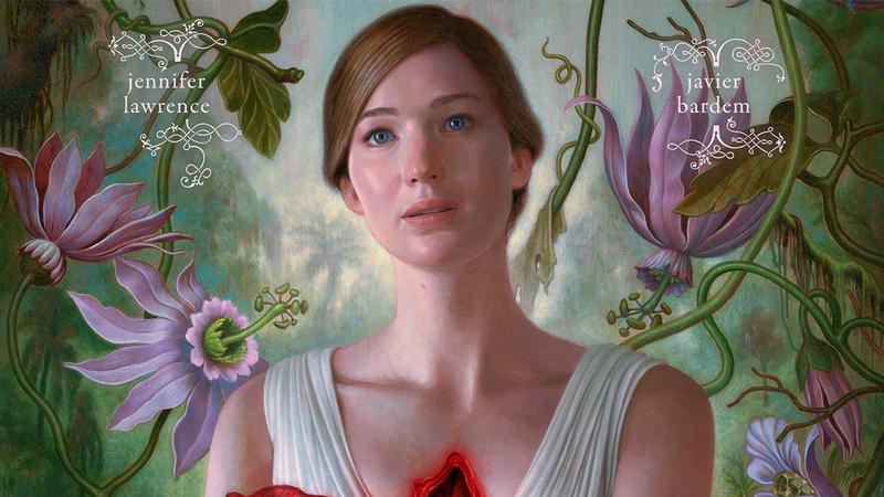 spiegazione del film madre aronofsky poster