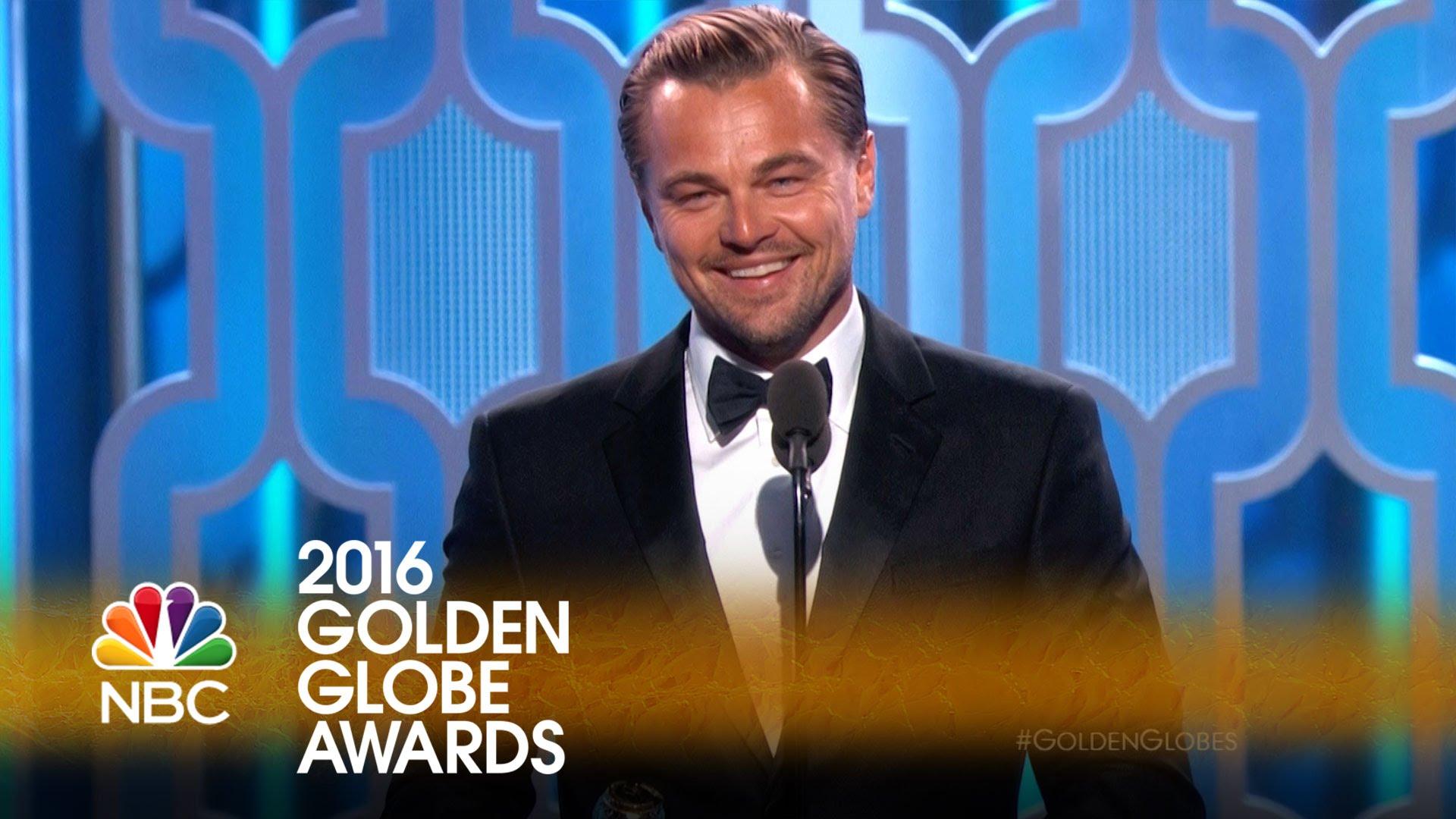 Golden Globe 2016