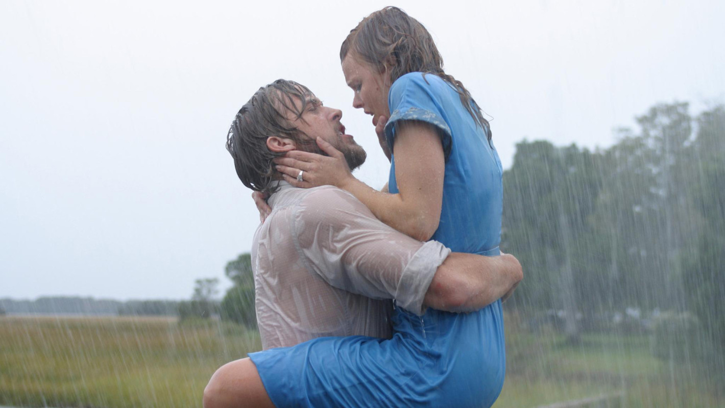 i migliori film d'amore per piangere