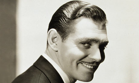 clark gable I 10 sorrisi più belli del cinema
