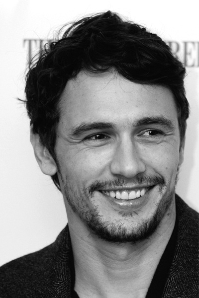 james franco I 10 sorrisi più belli del cinema