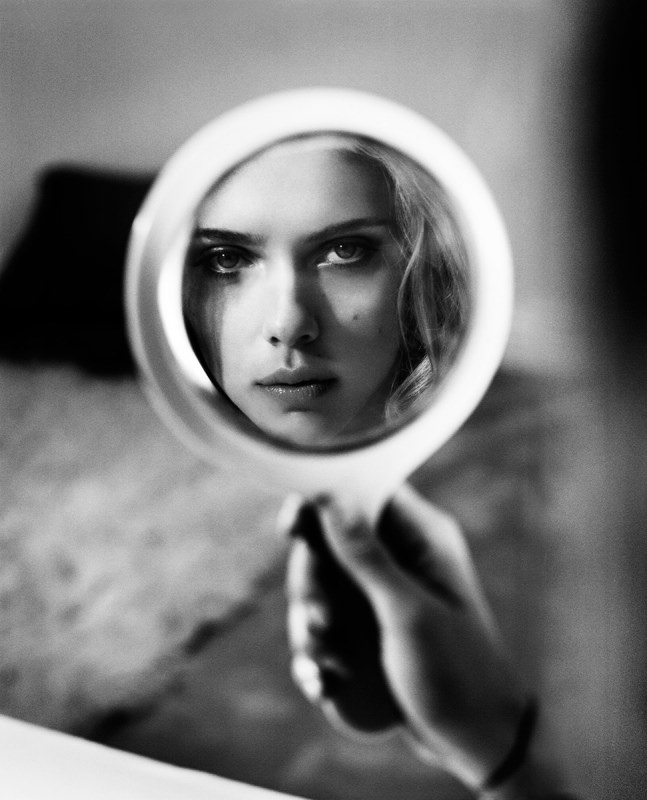 Vincent Peters Scarlett Johansson