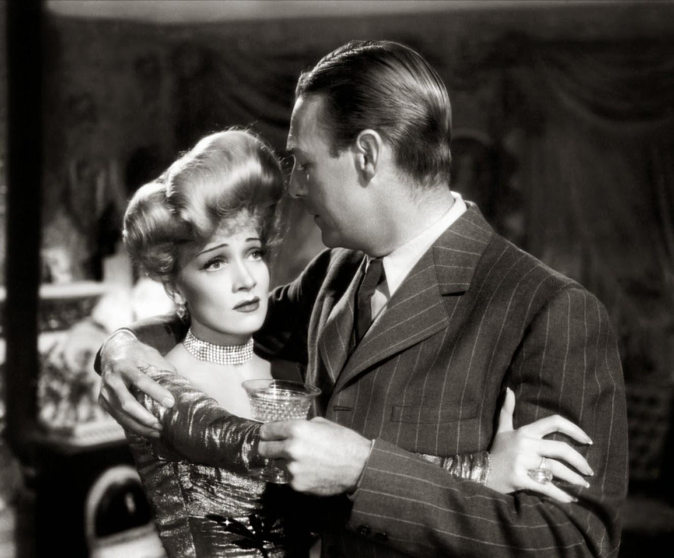 i Cacciatori d'oro Marlene Dietrich