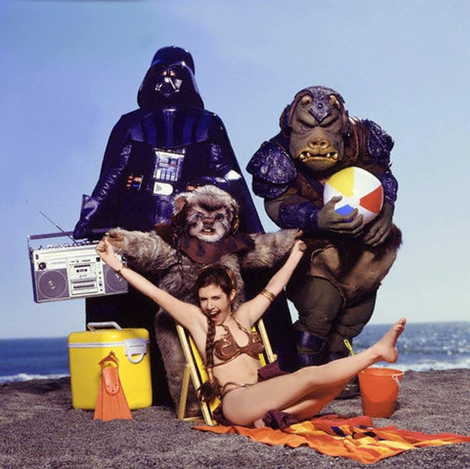 Darth Vader era un buon padre