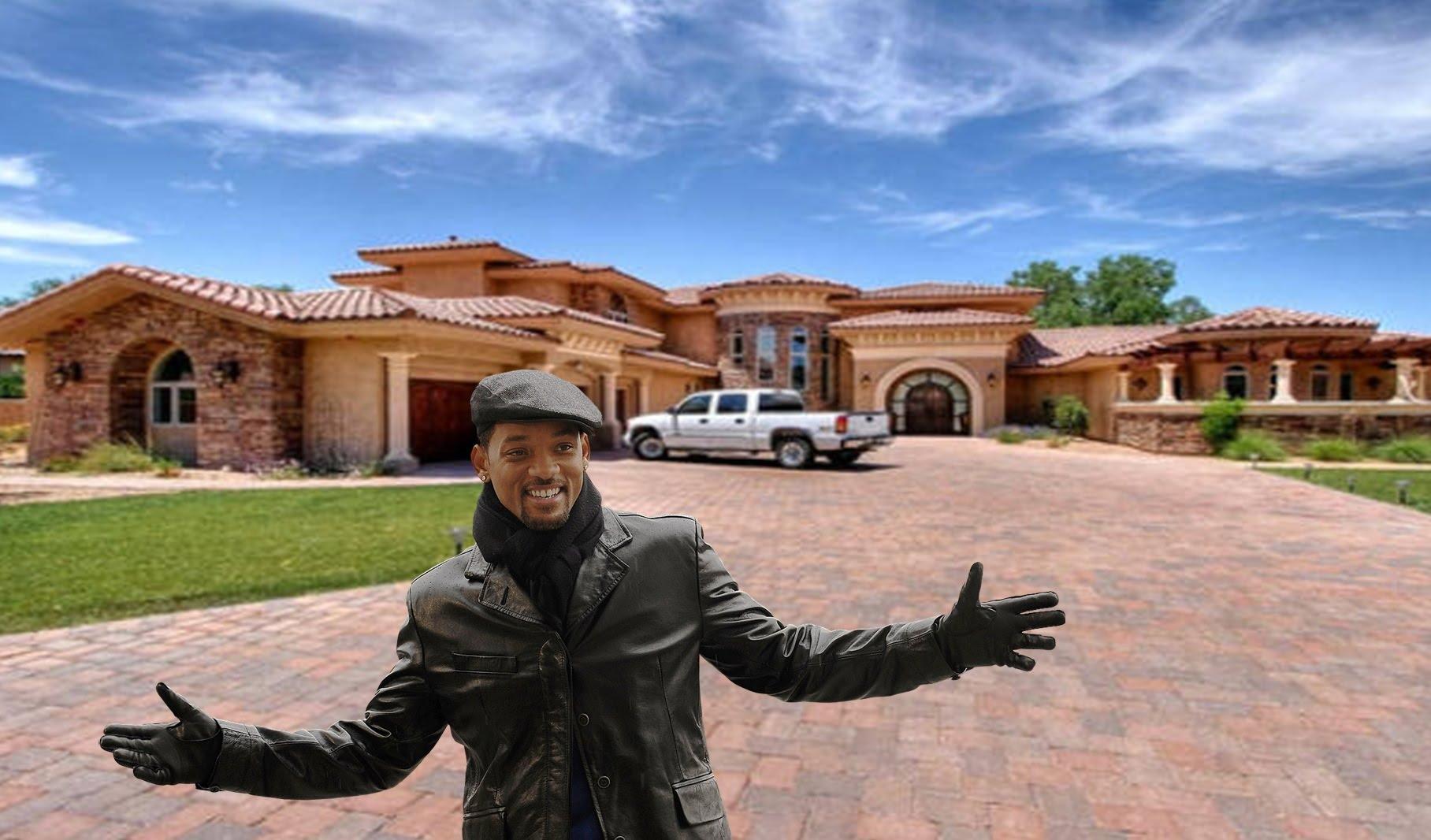 casa di Will Smith