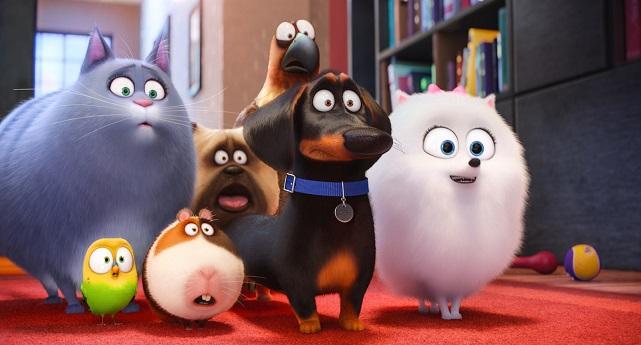 i film più visti in italia nel 2016 - pets