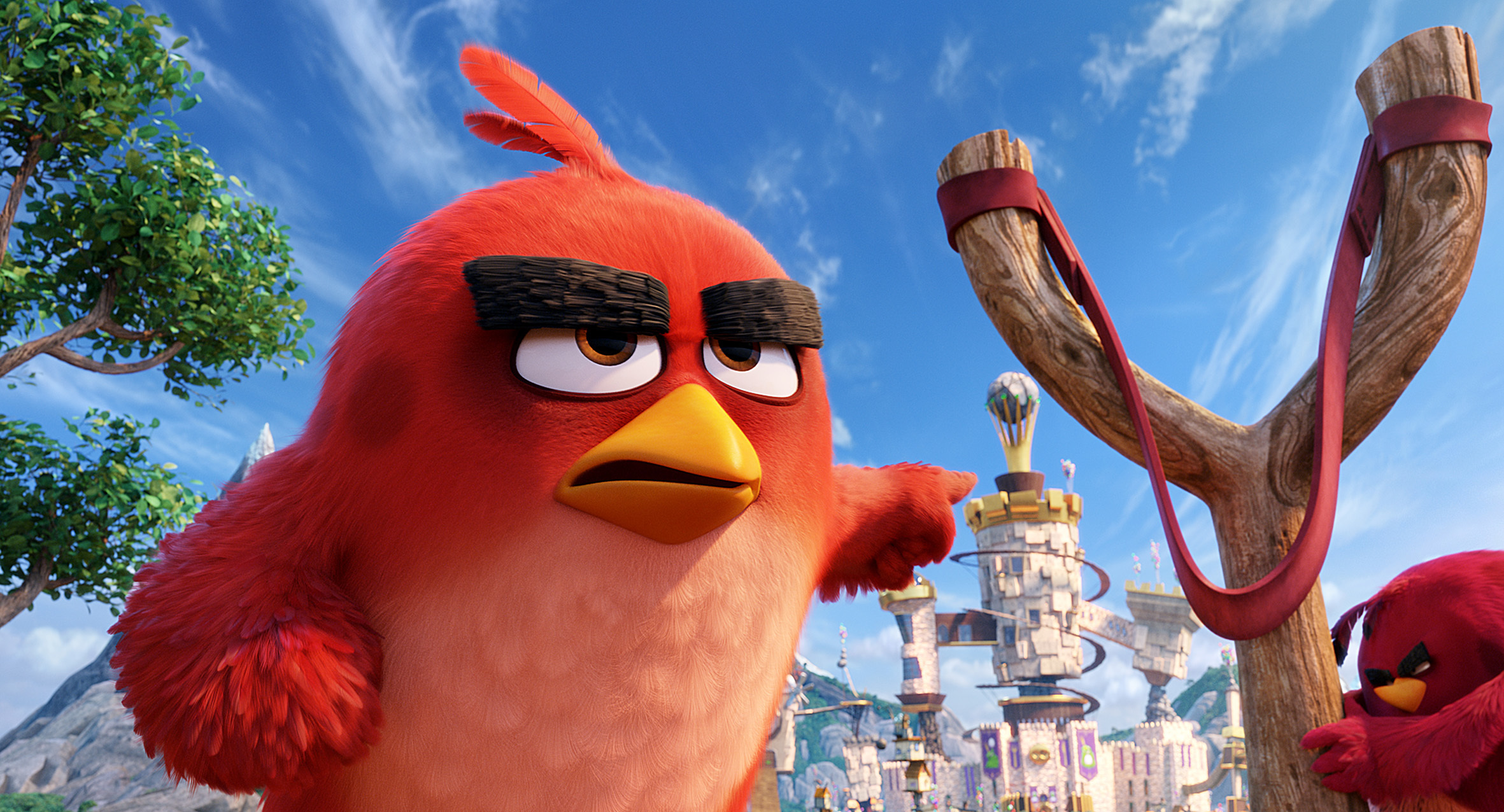 angry birds - pills of movies