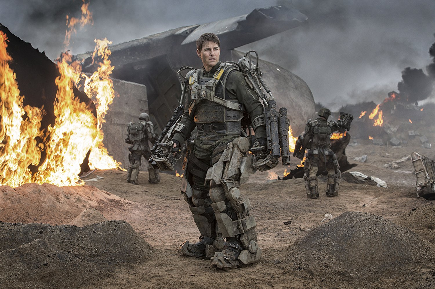 edge of tomorrow - Senza domani