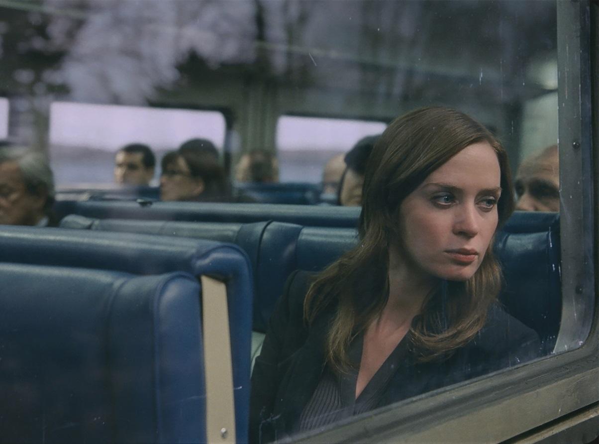 la ragazza del treno film