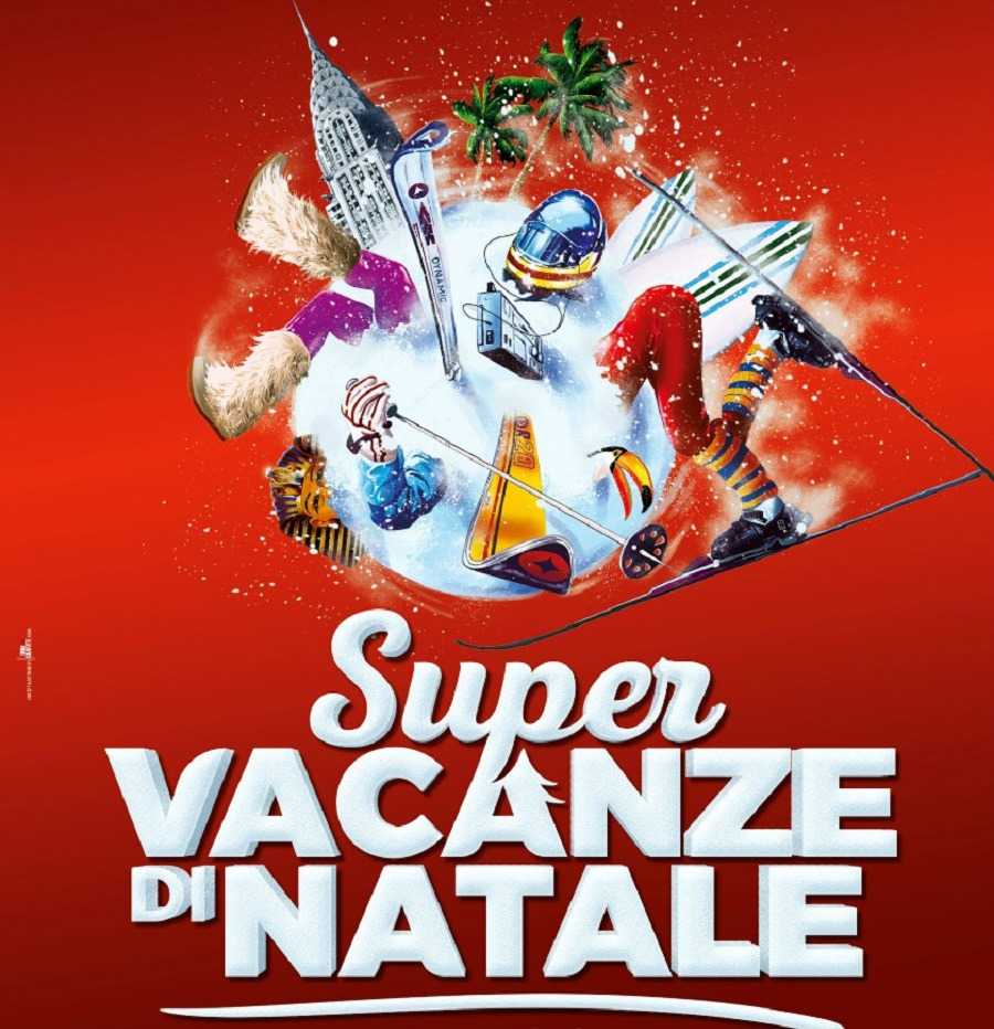 super vacanze di natale - cinepanettone