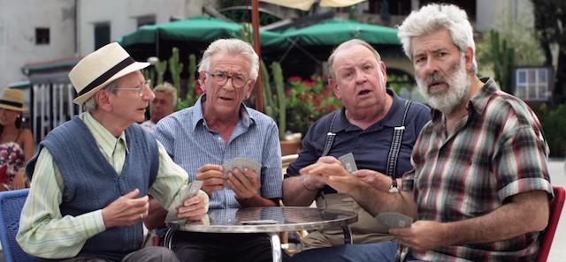 I delitti del BarLume - cast - i vecchietti