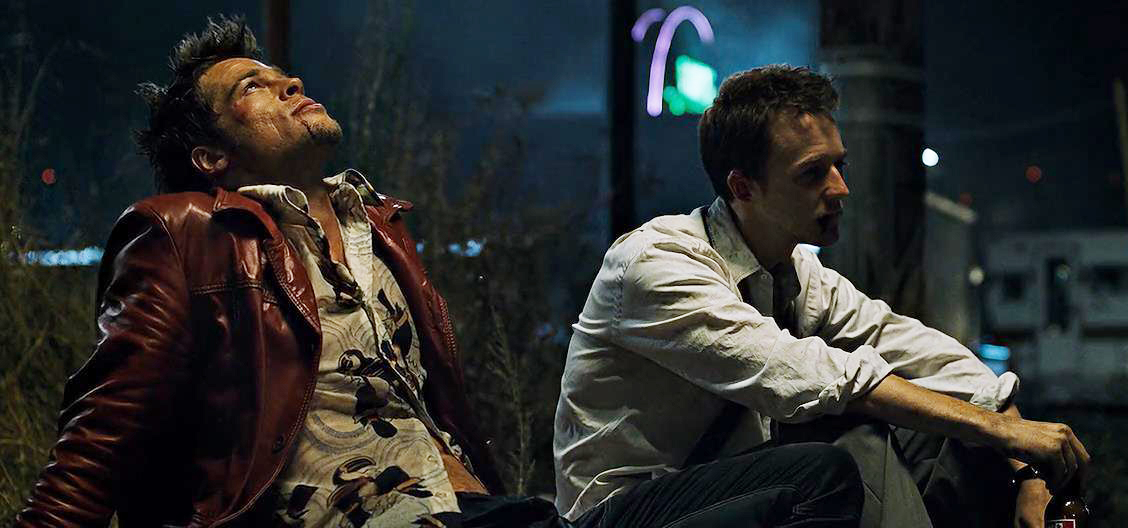 fight club - 10 film tipo shutter island