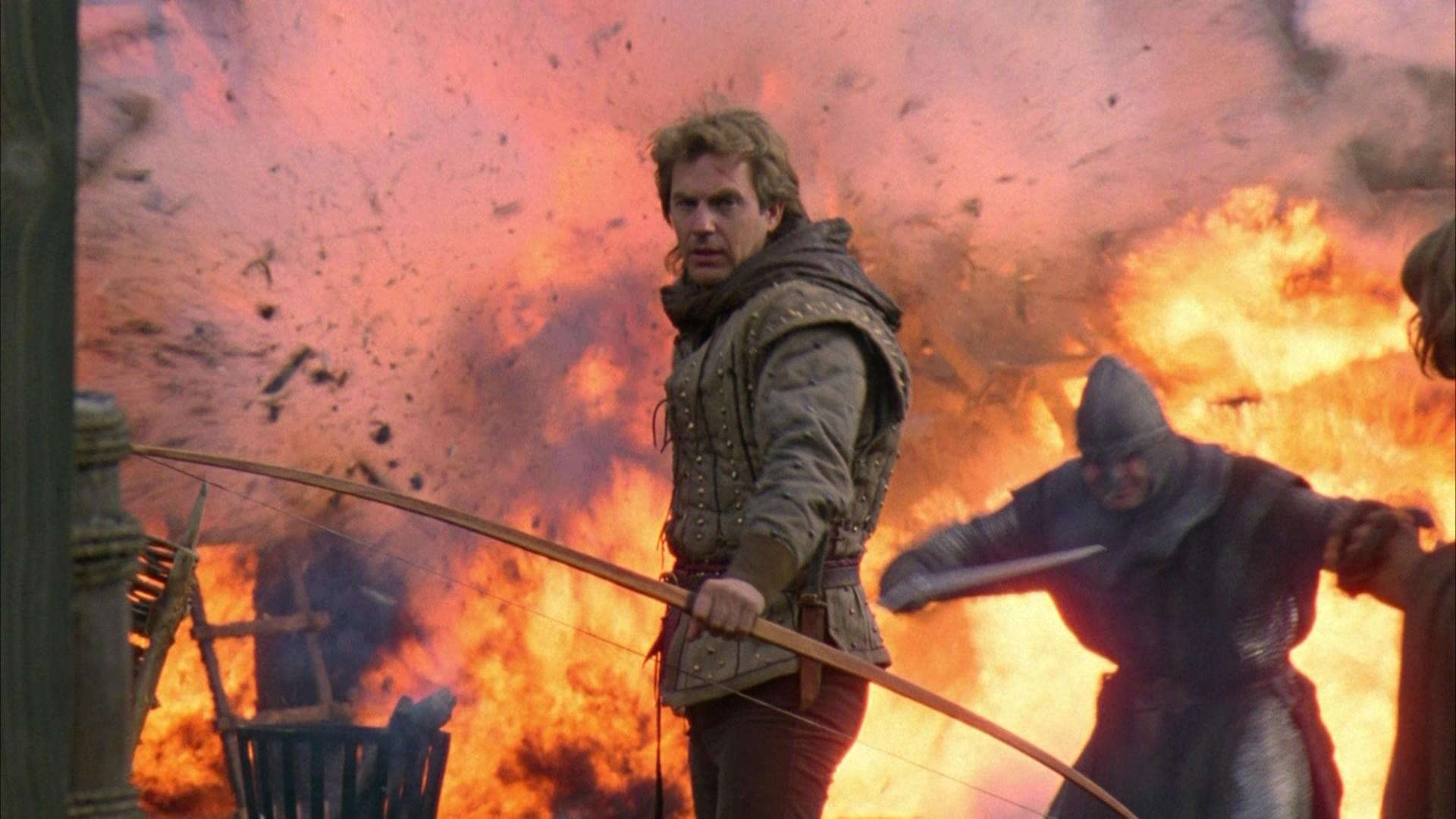 Robin Hood - Principe dei ladri recensione film