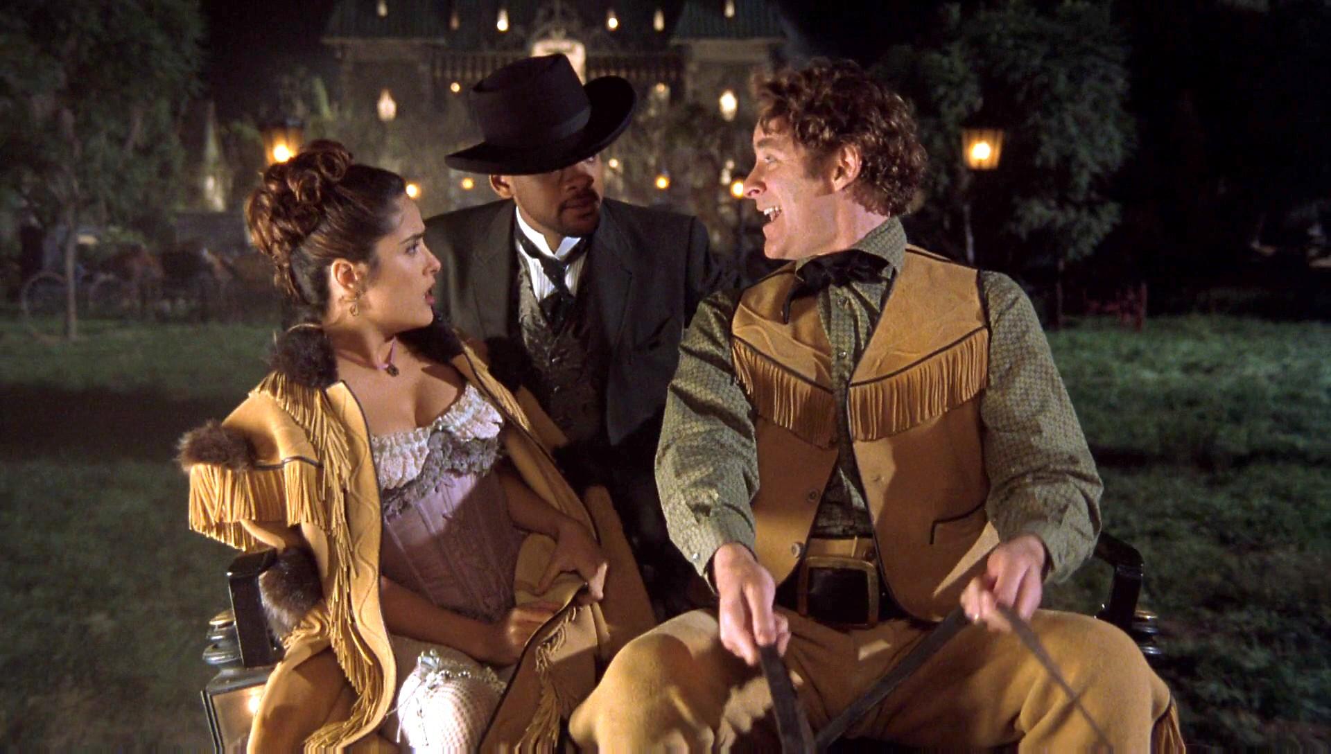 wild wild west film recensione