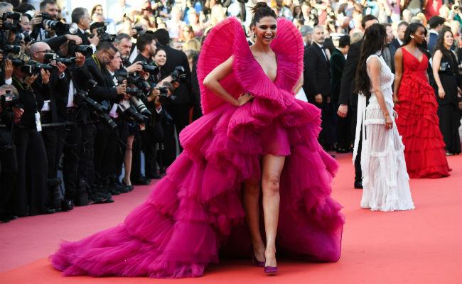 i peggiori vestiti del festival di Cannes 2018 - Deepika Padukone