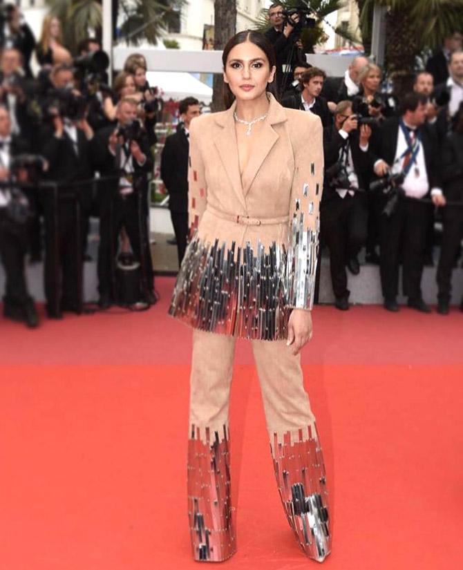 huma qureshi - I peggiori vestiti del festival di Cannes 2018