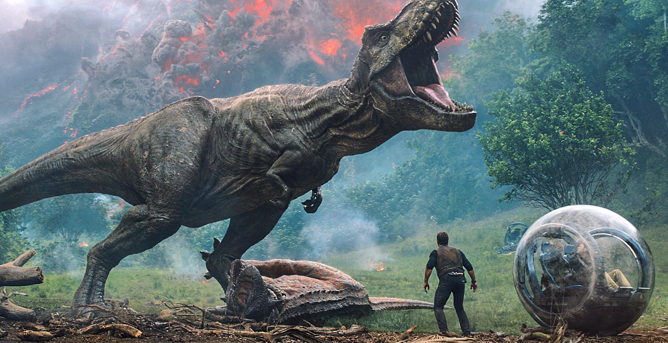 Jurassic World – Il regno distrutto