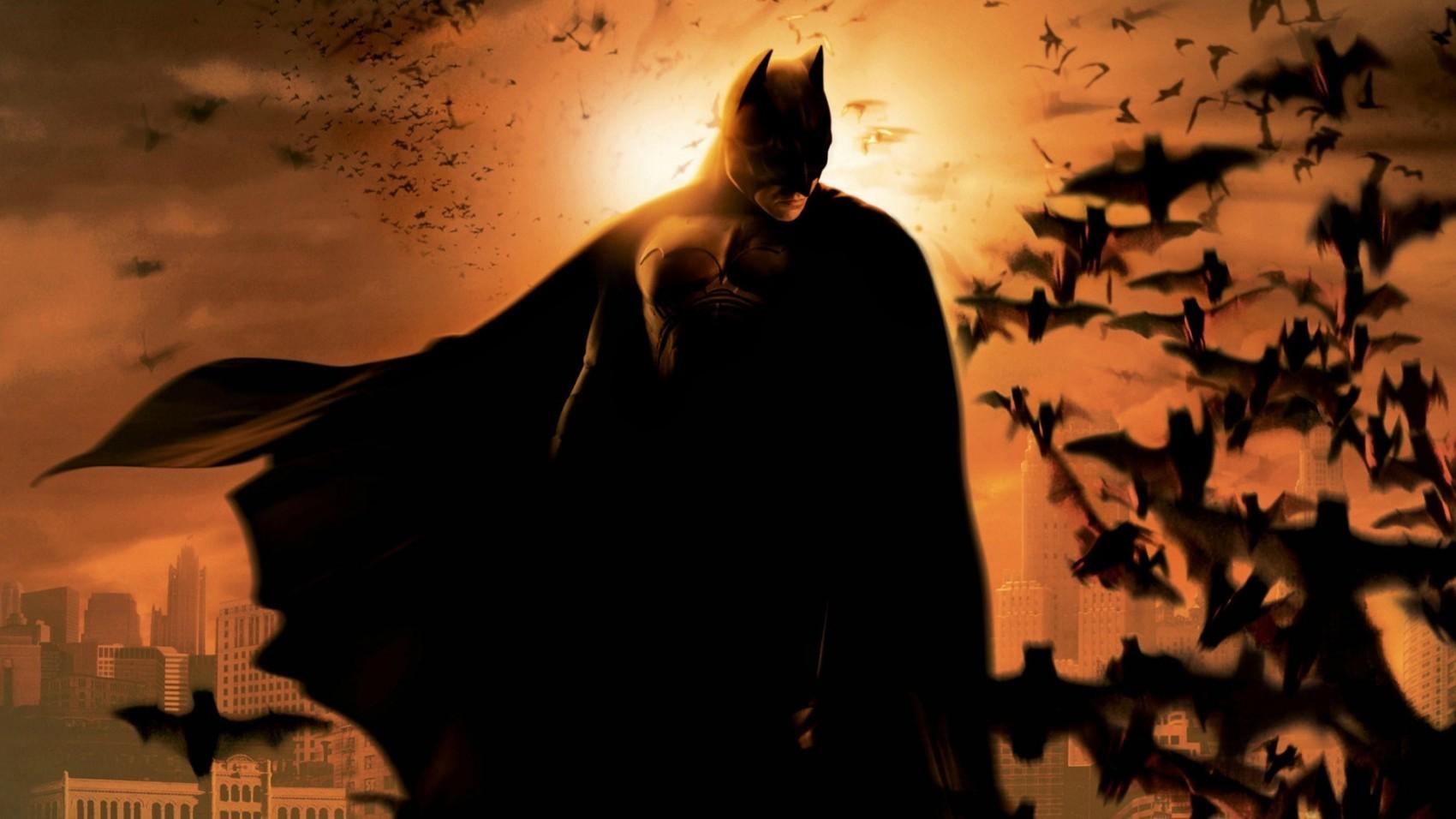 Reboot - Significato e traduzione - batman begins