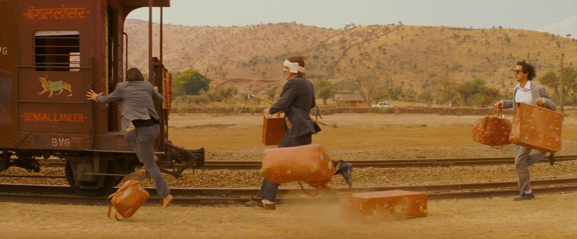 Il treno per il Darjeeling film sui viaggi