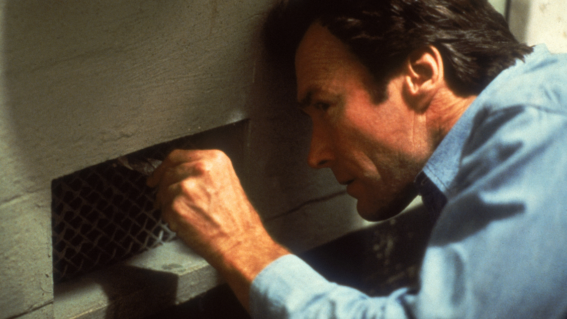 fuga da alcatraz clint eastwood don siegel recensione film