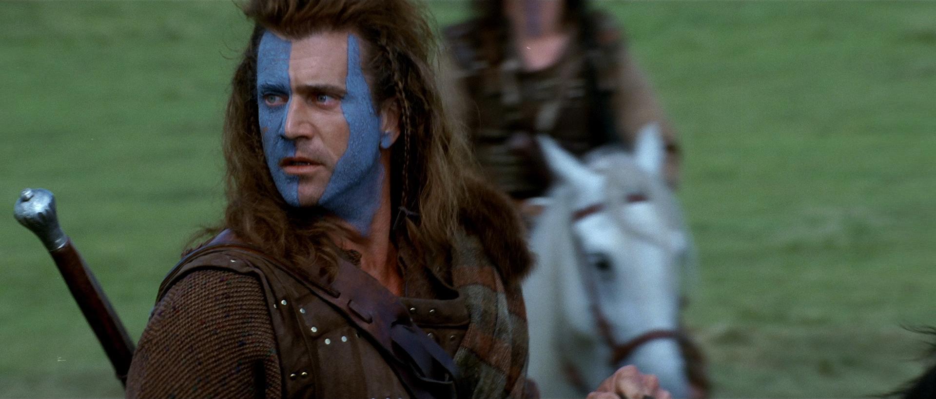 Braveheart film ambientati in Scozia