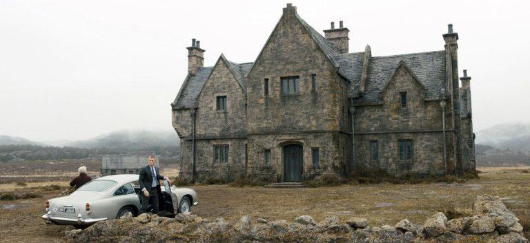 Skyfall film ambientati in scozia