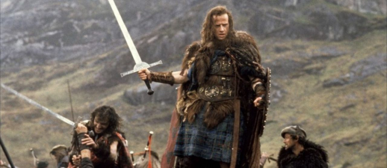 highlander film ambientati in Scozia