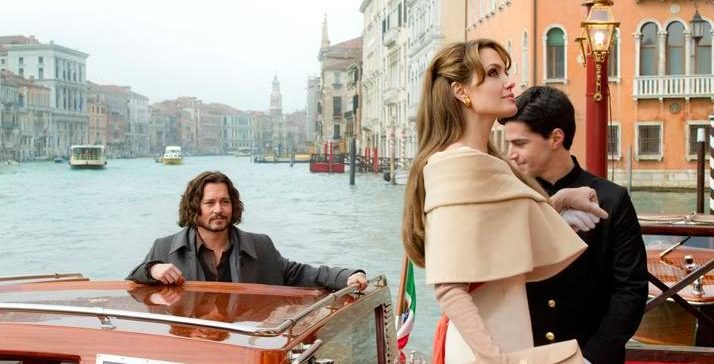 the tourist film ambientati a venezia