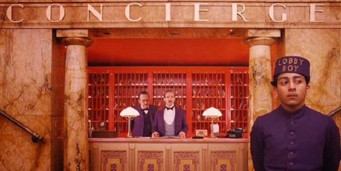 I costumi nei film di Wes Anderson grand budapest hotel