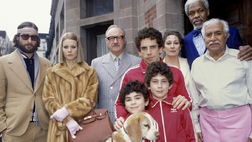 I costumi nei film di Wes Anderson i tenenbaum