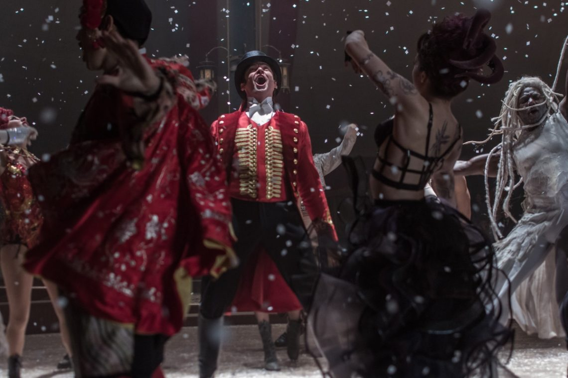 the greatest showman recensione