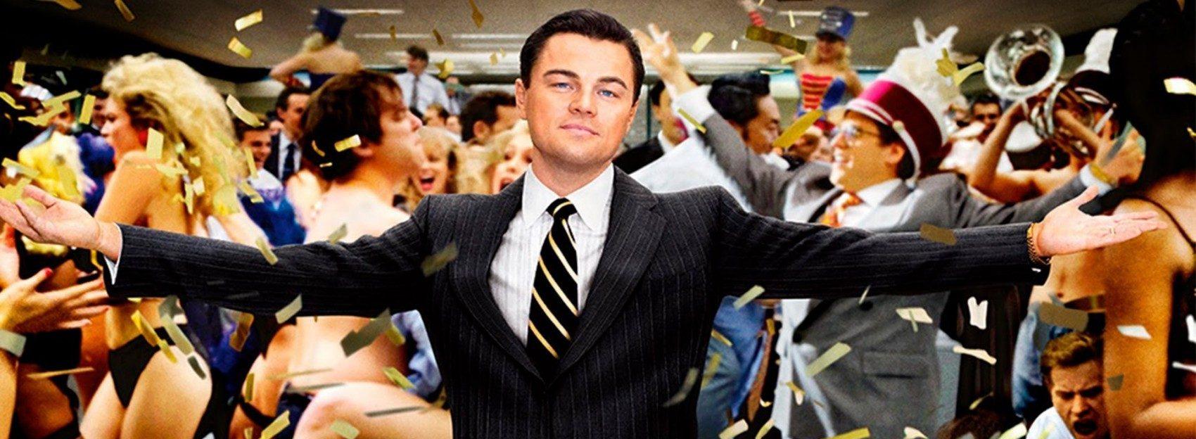 The Wolf of Wall Street oroscopo cinematografico