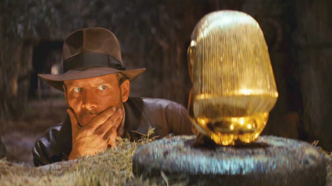 i predatori dell'arca perduta indiana jones film recensione