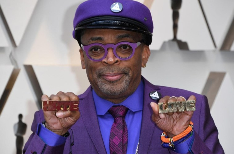 Oscars 2019 Spike Lee