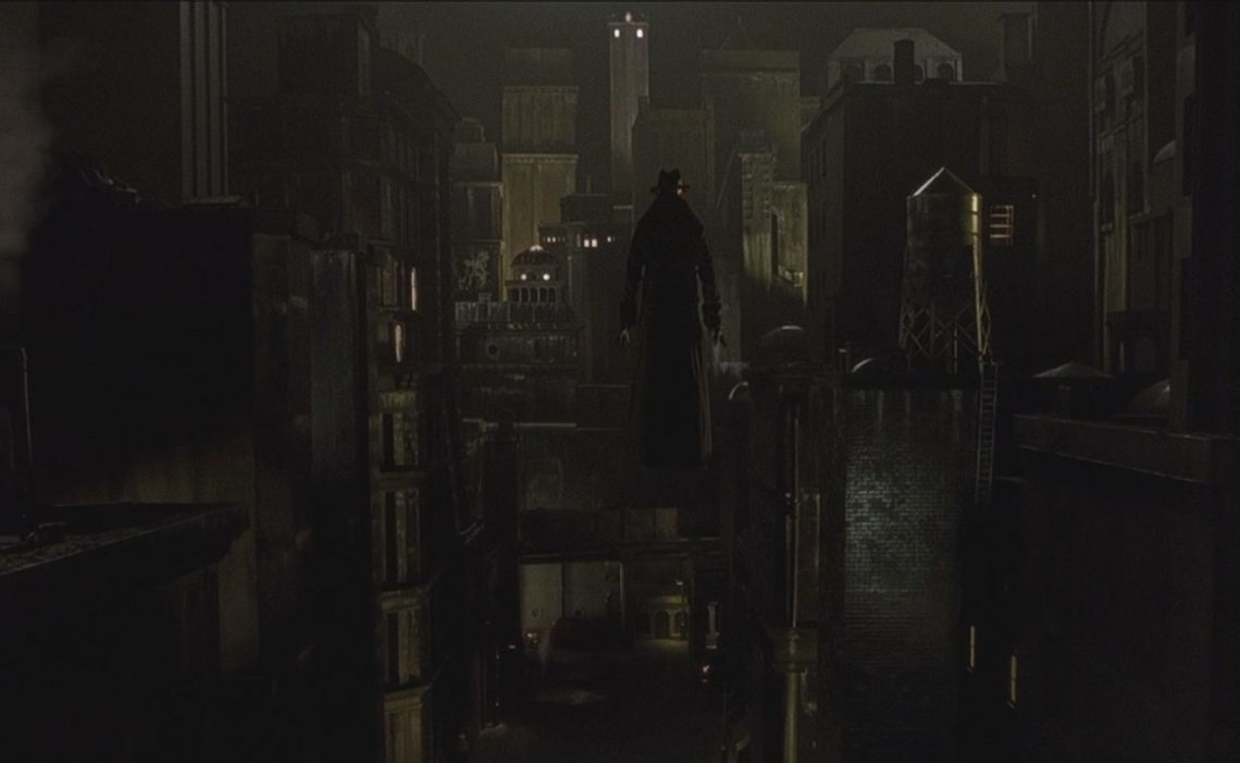 dark city film recensione