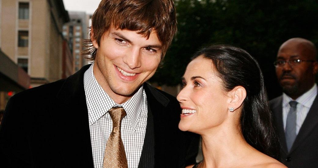Demi Moore e Ashton Kutcher tredimenti del cinema