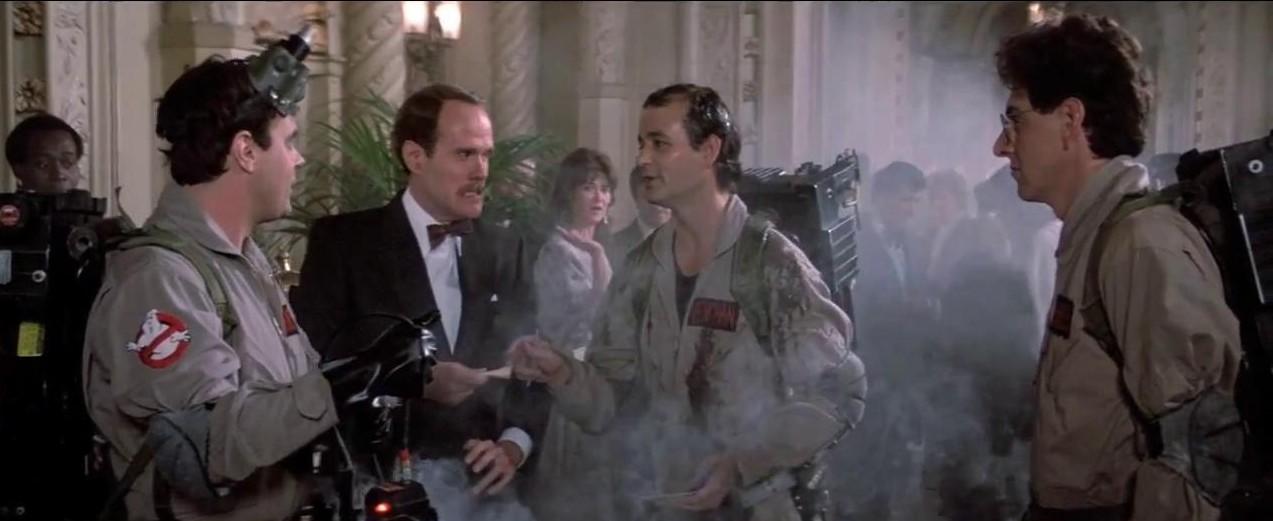 ghostbusters hotel dei film Sedgewick