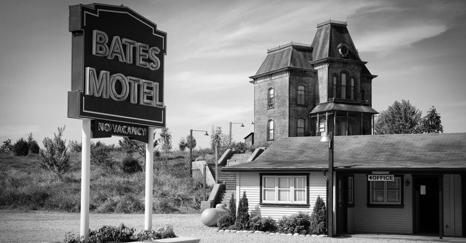 hotel del cinema bates motel