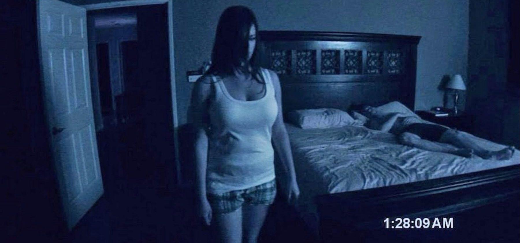film a basso budget di grande successo paranormal activity