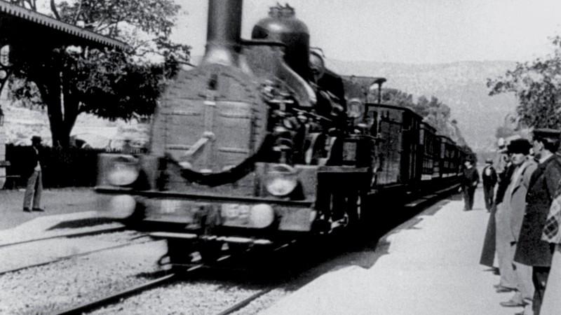 L'arrivo di un treno alla stazione di La Ciotat film che hanno fatto scappare gli spettatori
