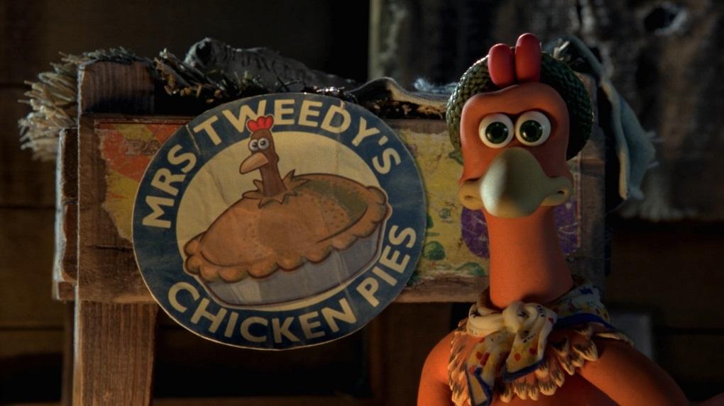 film sugli animali della fattoria - galline in fuga