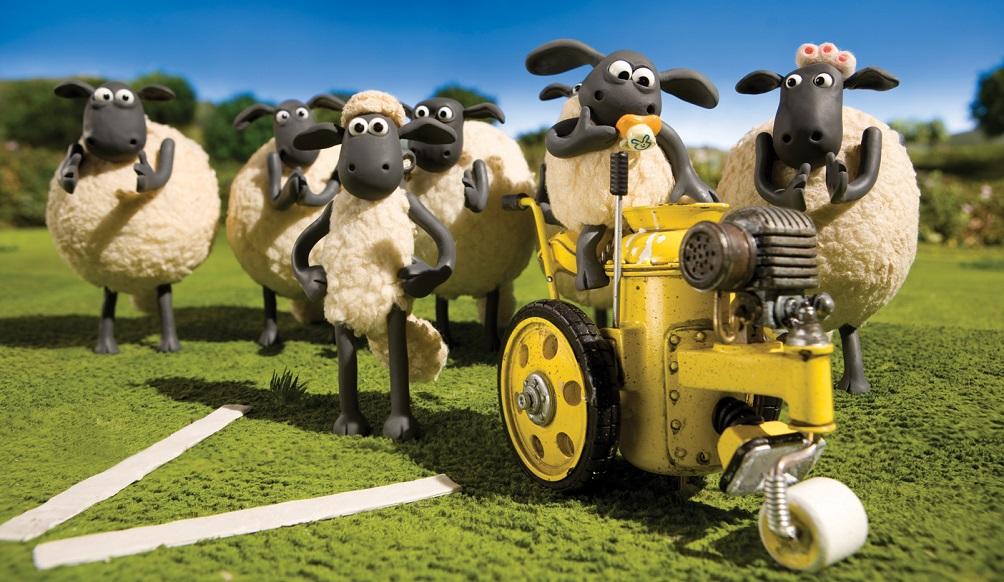 shaun vita da pecora film sugli animali della fattoria
