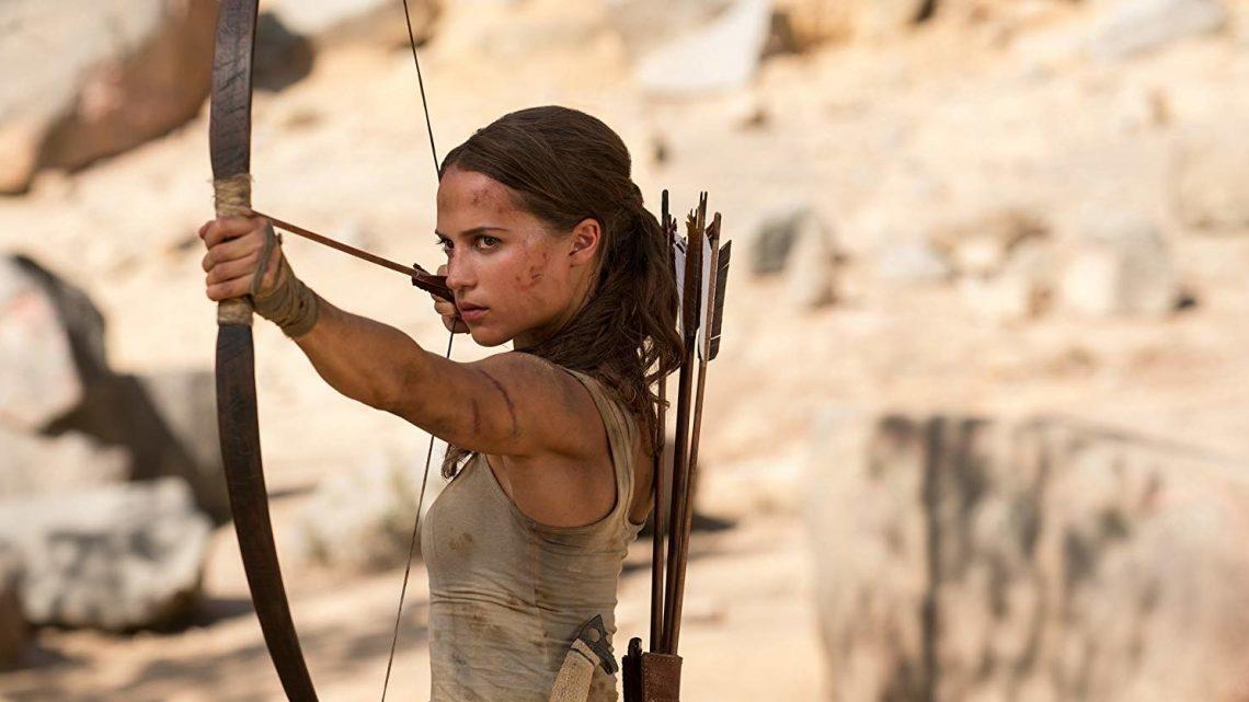 Tomb Raider 2018 alicia vikander recensione film